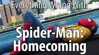 Download Everything Wrong With Spider-Man: Homecoming Video