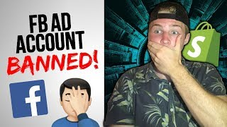 Download What To Do If Your Facebook Ad Account Gets Banned *SOLUTION* Video