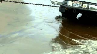 Download Nissan Frontier submerged Video