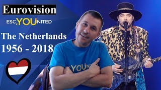 Download The Netherlands in Eurovision: All songs from 1956-2018 (REACTION) Video