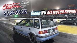 Download Wago Takes On ALL MOTOR PHONG! (Side By Side Personal Bests) Video