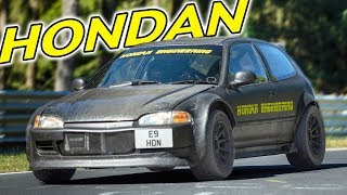 Download EPIC Ride Alongs in a N/A HONDA & the APEX TAXI! Video