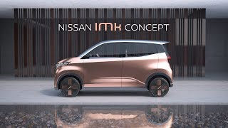Download Introducing the Nissan IMk concept, the ultimate urban EV commuter Video