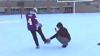 Download Vikings Fan Trolls Blair Walsh, Makes 27 Yard Field Goal Video