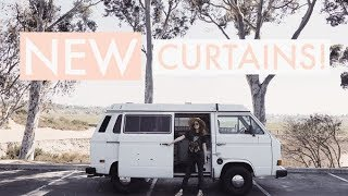 Download VLOG: New Curtains for the WESTY & Van Update! Video