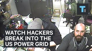 Download Watch hackers break into the US power grid Video