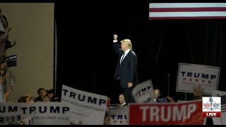 Download Full Speech: Donald Trump's Final Rally: Grand Rapids, MI 11/7/16 Video