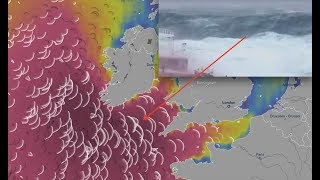 Download Ophelia created biggest waves EVER recorded near Ireland - NEW huge storm approaching! Video
