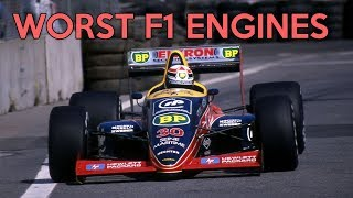 Download 6 Of The Worst F1 Engines Ever Video