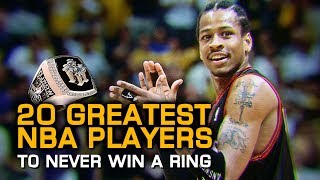 Download 20 Greatest NBA Players to Never Win a Championship Ring! Video