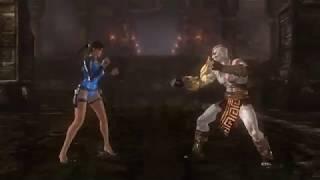 Download Lara vs. Kratos Video