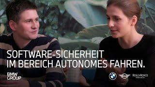 Download Software-Sicherheitsverantwortliche im Bereich autonomes Fahren bei der BMW Group Video