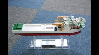Download バンダイ Exploring Lab 1700 地球深部探査船「ちきゅう」 Video