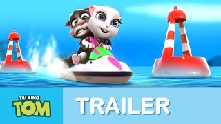 Download Talking Tom Jetski - Trailer Video