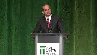 Download APLU 2017 Annual Meeting: Secretary Acosta Video