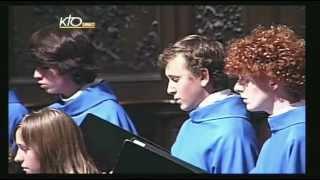 Download Chants des vêpres à Notre Dame de Paris Video