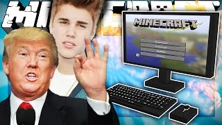 Download If Famous People Played Minecraft Video