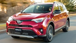 Download 2016 Toyota RAV4 Review. Now with a Hybrid Video