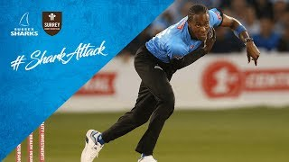 Download Sussex Sharks vs. Surrey | Jofra Archer, Tymal Mills and Luke Wright star in thrilling tie! Video