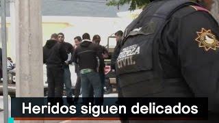 Download Delicados, pero estables, los heridos del tiroteo en escuela - Despierta con Loret Video