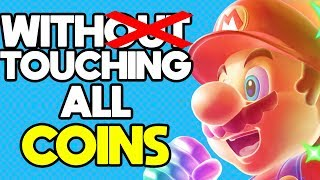 Download Is it Possible to Beat New Super Mario Bros Wii While Touching Every Coin? Video