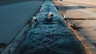 Download We jump the LA RIVER 🇺🇸 Video