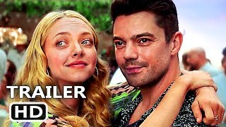 Download MAMMA MIA 2 Here We Go Again NEW Trailer (2018) Amanda Seyfried, Lily James, Movie HD Video
