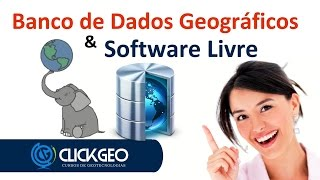 Download Aula Gratuita: Banco de Dados Geográficos com Softwares Livres Video