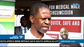 Download King Zwelithini urges males to undergo circumcision Video
