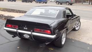 Download 1969 Chevrolet Camaro SS $48,900.00 Video