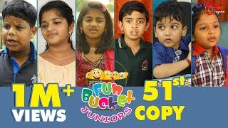 Download Fun Bucket JUNIORS | Episode 51 | Kids Funny Videos | Comedy Web Series | By Sai Teja - TeluguOne Video