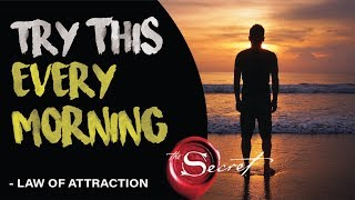 Download Powerful Morning Routine for The Law of Attraction | That Will Change Your Life Video