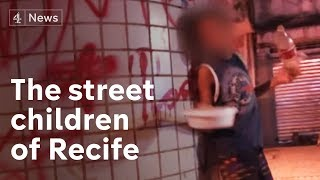 Download Recife, Brazil: where street children sell sex to survive | Channel 4 News Video