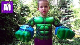 Download Халк большой камень с игрушками Марвел распаковка Video