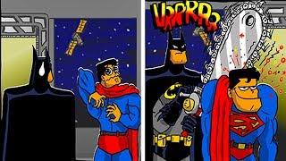 Download NEW FUNNY SUPERHERO COMICS - Marvel & DC - 2 . Video