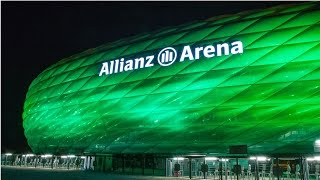 Download Die Allianz Arena am St. Patrick's Day! Video