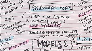 Download Models and Theories Overview Video