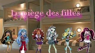 Download Le piege des filles (la vengeance) - monster high Video
