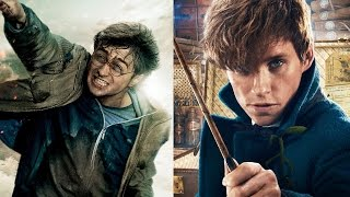 Download FANTASTIC BEASTS Connections to Harry Potter + Sequel Clues Video