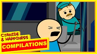 Download Cyanide & Happiness Compilation - #7 Video