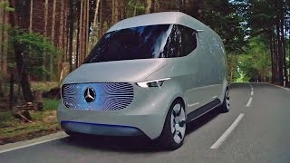 Download ► Mercedes-Benz Van of the Future Video