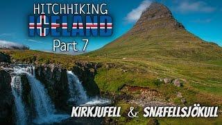 Download Hitchhiking Iceland: Kirkjufell & Snæfellsjökull hike | Автостопом по Исландии Video