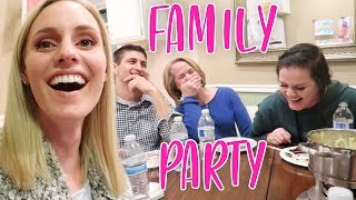 Download SCANDALOUS FAMILY FONDUE PARTY! Video
