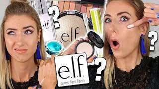 Download BUY OR BYE: ELF COSMETICS || What Worked & What DIDN'T Video