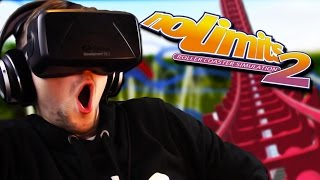Download MOST REALISTIC ROLLER COASTERS | No Limits 2 (Oculus Rift DK2) Video
