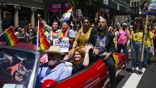Download Millions Celebrate Gay Pride Around The World Video
