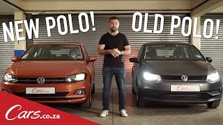 Download 2018 VW Polo vs 2017 VW Polo - Side-by-side comparison Video