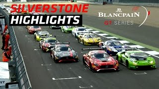 Download Blancpain GT Series - Silverstone 2017 - Short Race Highlights Video