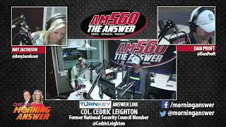 Download Chicago's Morning Answer - Cedric Leighton - August 18, 2017 Video