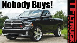 Download Top 5 Great Trucks Nobody Buys: Surprising Overlooked Pickup Truck Gems Video